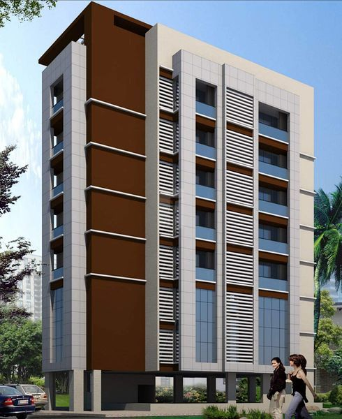 Mehta Amrut Plaza - Elevation Photo