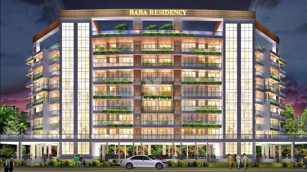 Baba Residency - Elevation Photo