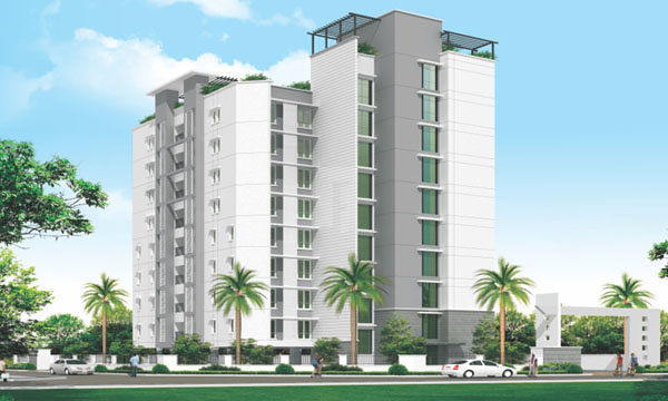 Jains Archway - Project Images