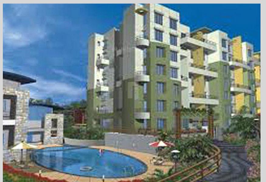 Navalakha Gridhar Oasis Phase 2 - Elevation Photo