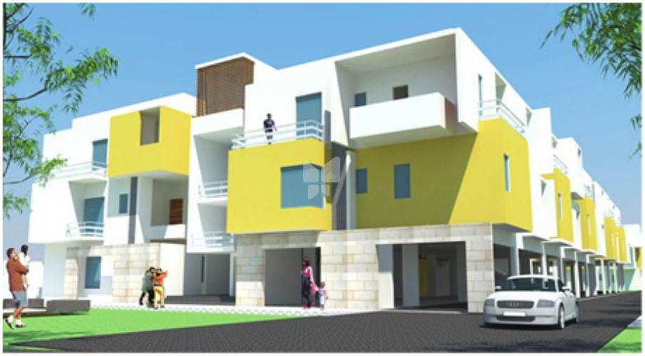 ARN City Homes Padmavathy Avenue - Elevation Photo