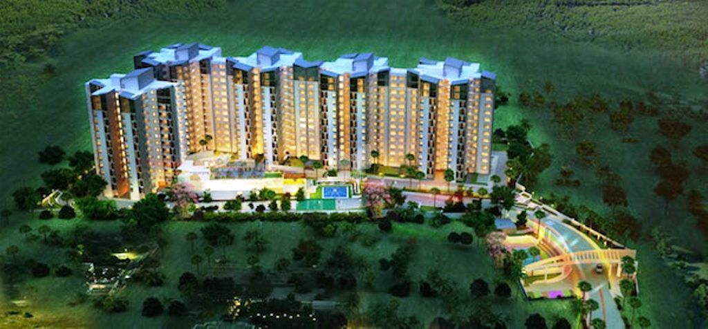 Golden Serenity Towers - Elevation Photo