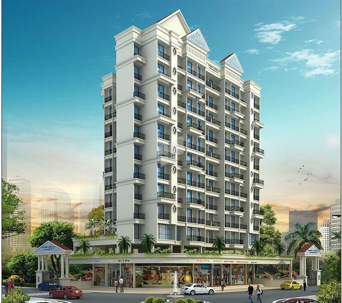 Hari Om Leela Residency - Project Images