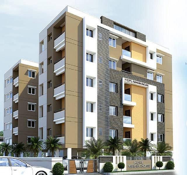 HCPL Pushkara Enclave - Project Images