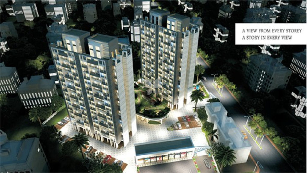 SM Hatkesh Heights - Project Images