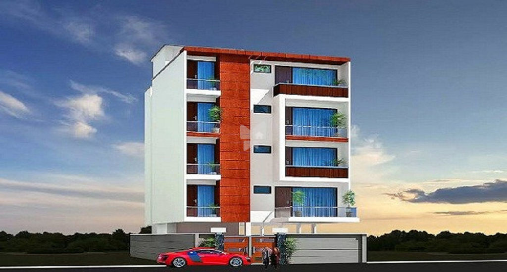 Pradhan Apartment - Project Images