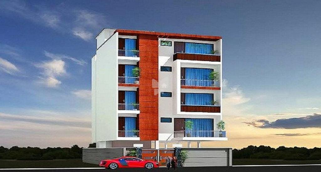 Pradhan Apartment - Elevation Photo