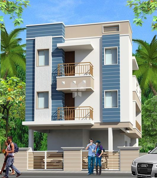 Ganesh Apartments - Elevation Photo