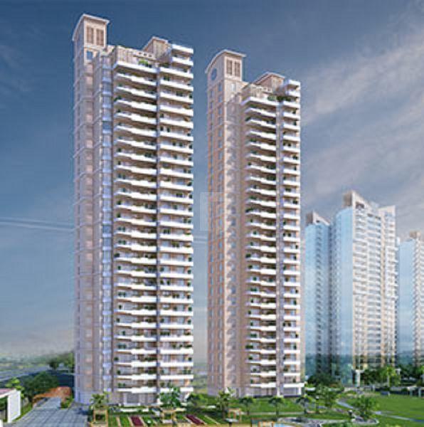 Gaurs Platinum Towers - Project Images