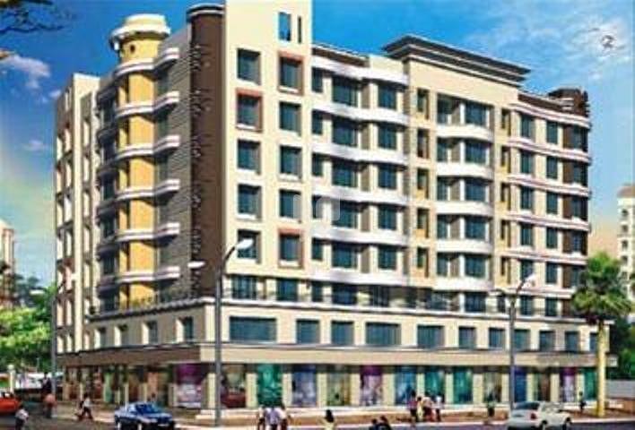 Dattani Gokul Apartment - Project Images
