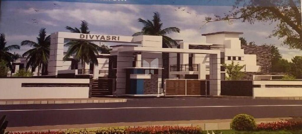Divyasri Lunaar Green City II - Elevation Photo