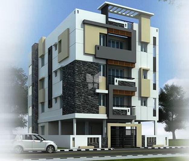 Sagar Ventures Royal - Elevation Photo