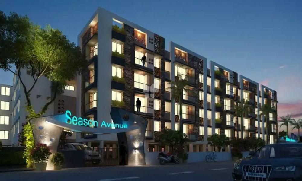 Arihant Seasons Avenue - Elevation Photo