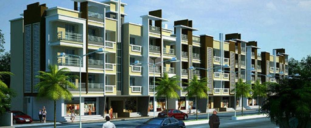 Siddhivinayak Chaturvedi Estate - Elevation Photo