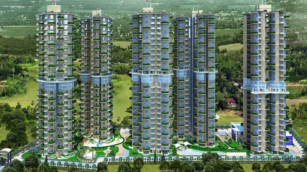 Delhi De Nest - Elevation Photo