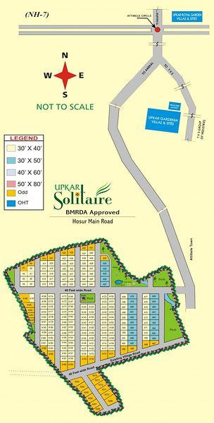 Upkar Solitaire - Master Plans
