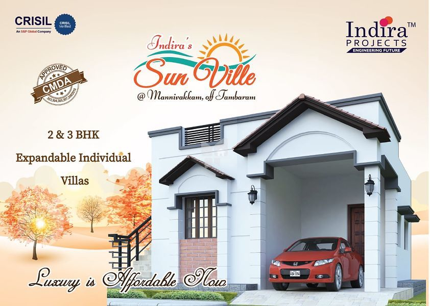 Indira's Sun Villa - Elevation Photo