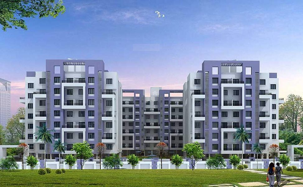 Lotus Nandanvan - Elevation Photo