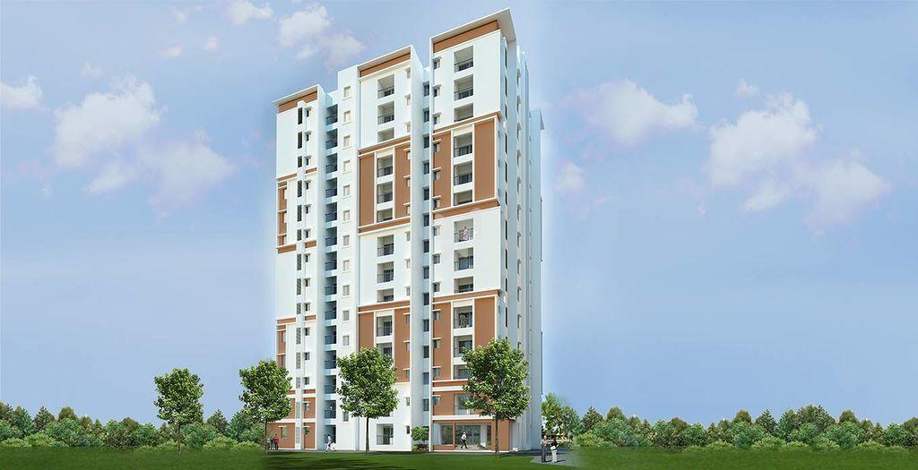 Akshaya Smart Tango - Elevation Photo