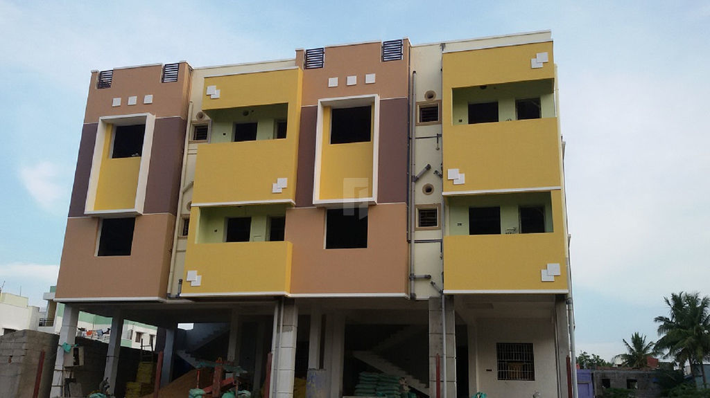 Vishnu Anugraha Flats - Elevation Photo
