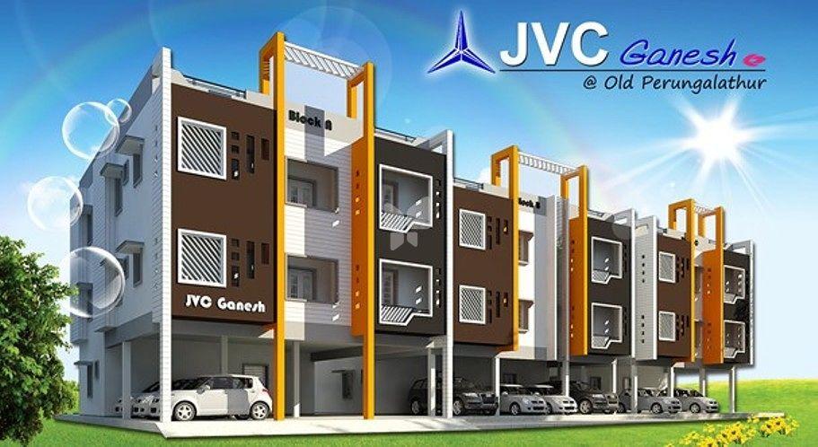 JVC Ganesh - Elevation Photo