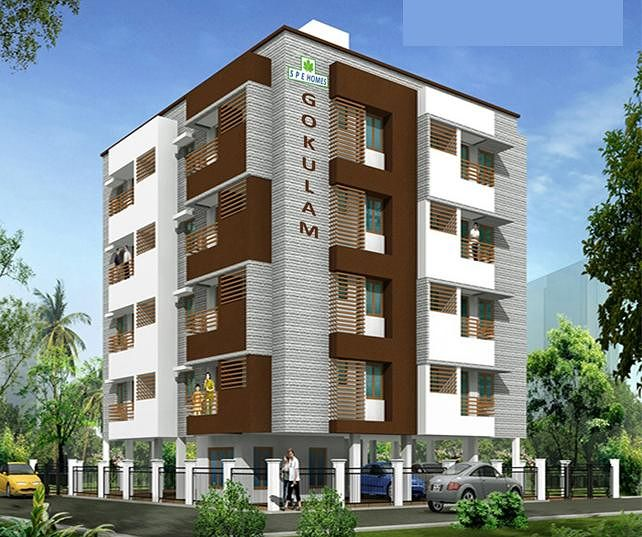 Flats Apartments: SPE Homes Gokulam Flats In Thiruninravur, Chennai By SPE