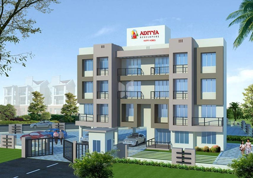 Aditya Orient Apartments - Project Images