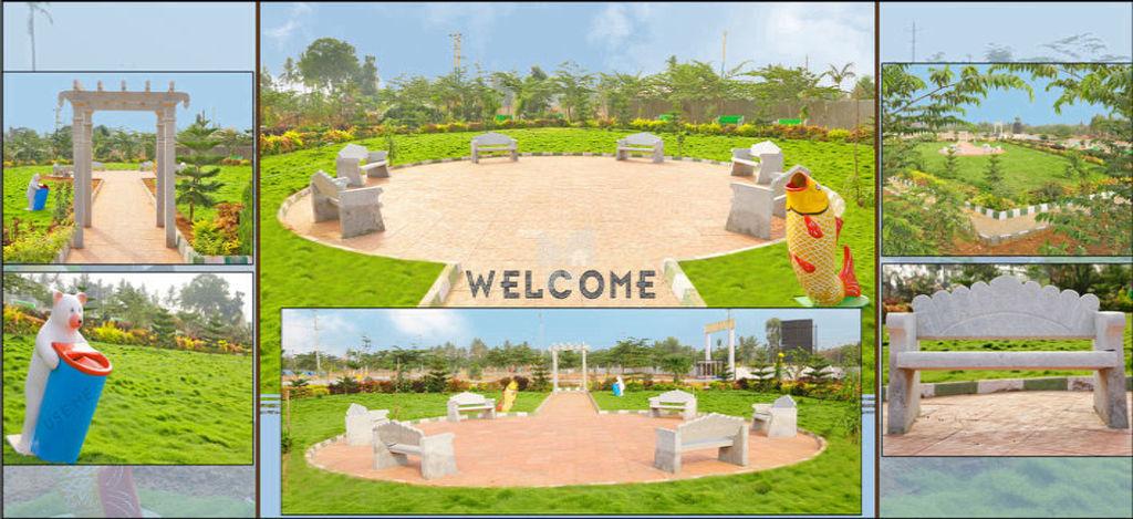 BSNL Sri Sai City - Project Images