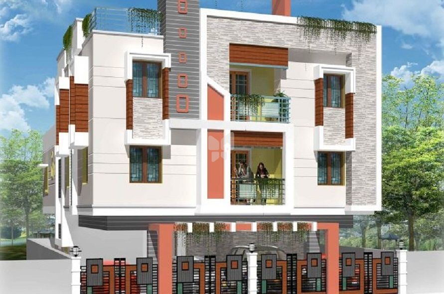 Anirudh Flats - Elevation Photo