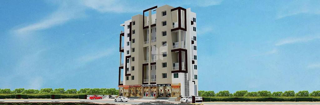 Shilpi Arunaren Residency - Elevation Photo
