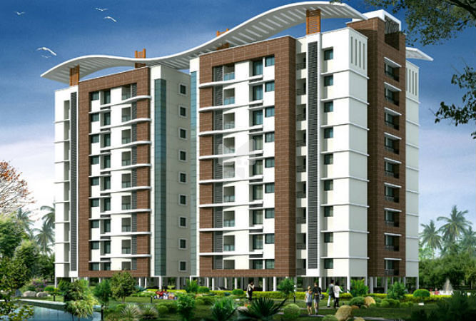 Vijay Shanthi Infinity - Elevation Photo