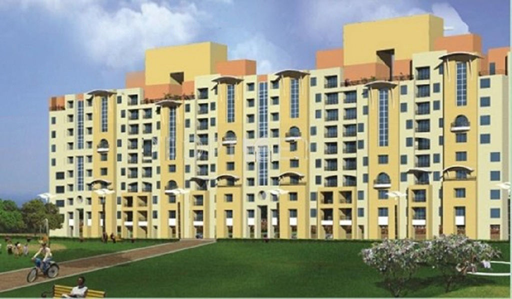 Sahara City Homes Apartment - Project Images