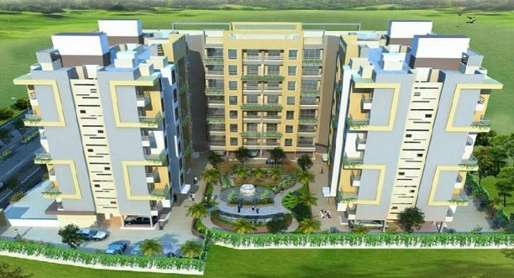 Om Shree Sai Woodside Meadows - Project Images