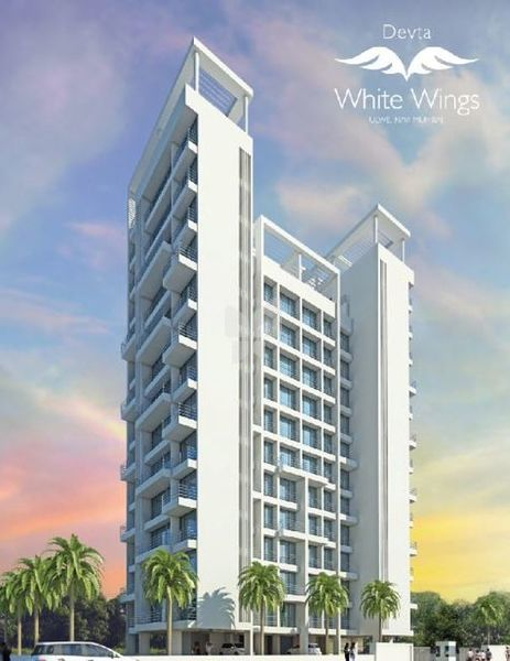 Shagun White Wings - Project Images