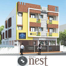 Repute Homes Nest - Elevation Photo