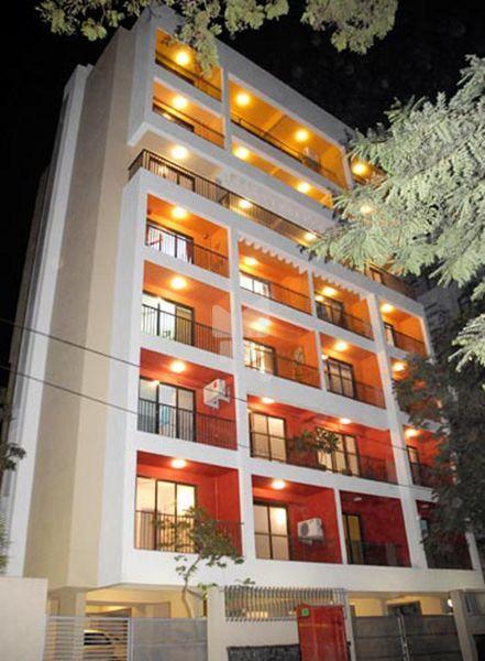 Rachanaa Kiran Apartments - Elevation Photo