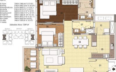 g-corp-residences-in-koramangala-1st-block-1opd