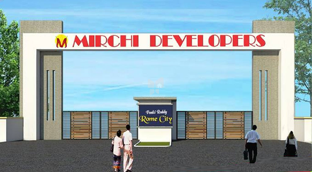 Mirchi Rome City - Project Images
