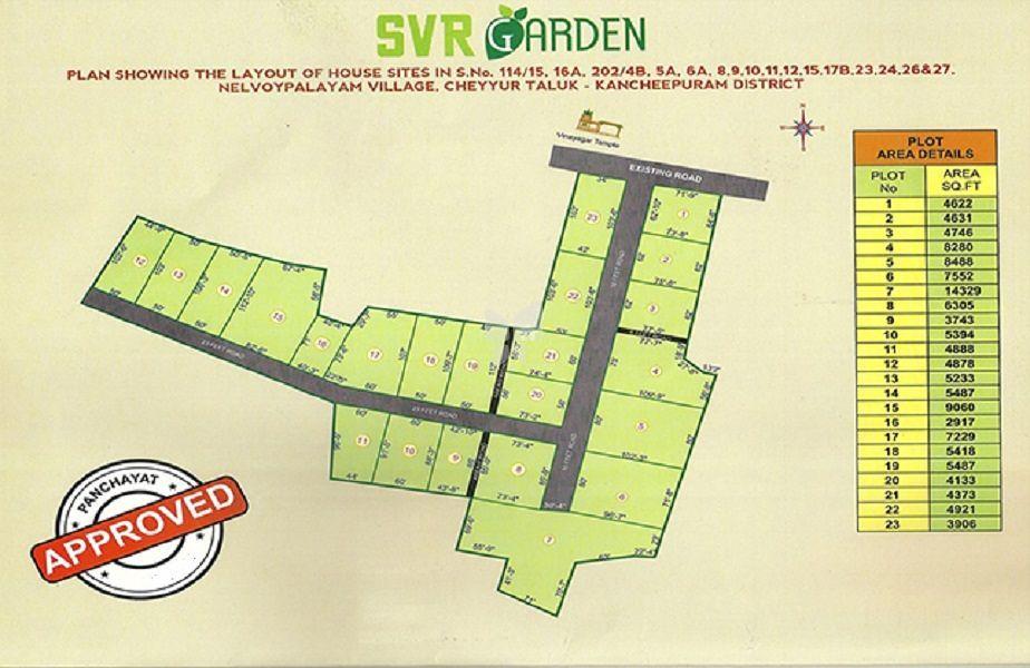 SVR Garden - Master Plans