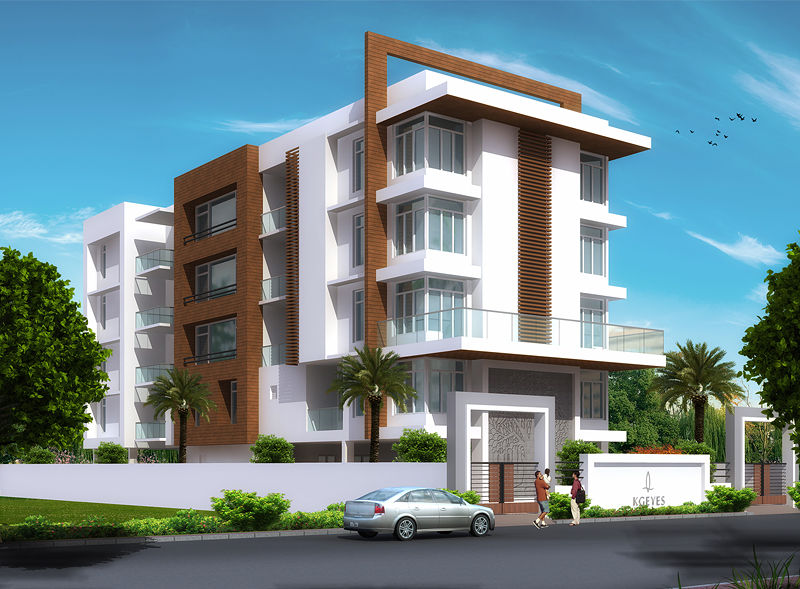 KGEYES RA Puram - Project Images