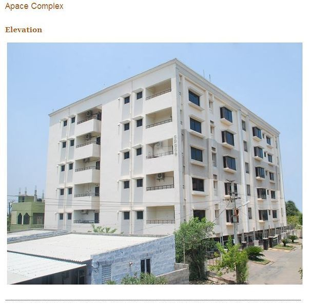 Apace Complex - Project Images