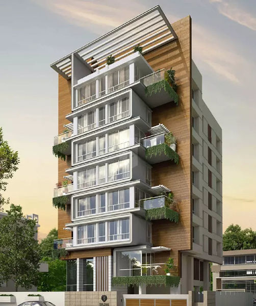 Kohinoor High Point - Elevation Photo