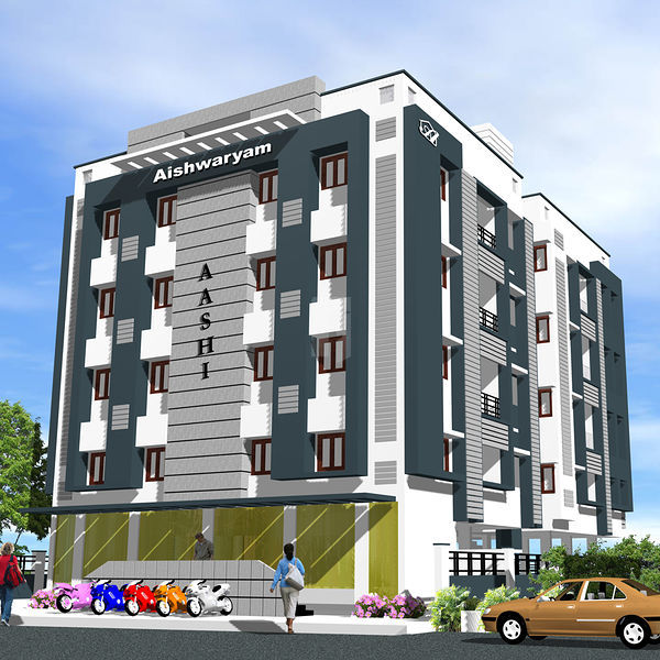 Aashi - Surya Nagar - Elevation Photo