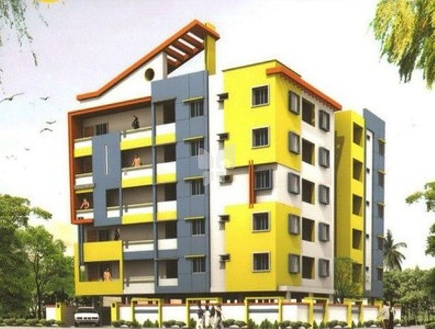 Bhoomatha Srinivasa Enclave - Elevation Photo