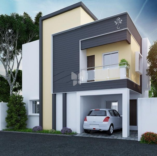ARJ Villas - Elevation Photo