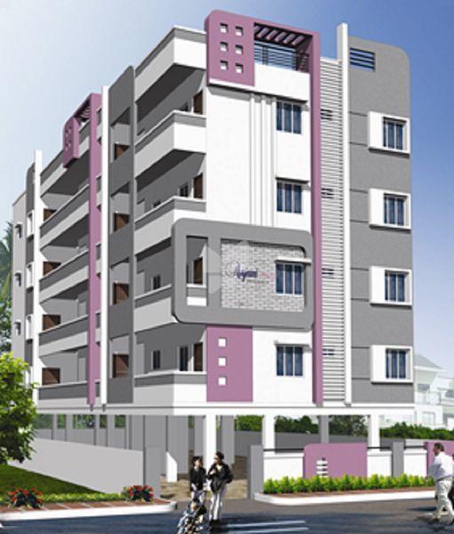 Shri Chakri Anjani Residency - Elevation Photo