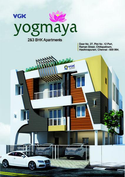VGK Yogmaya - Elevation Photo