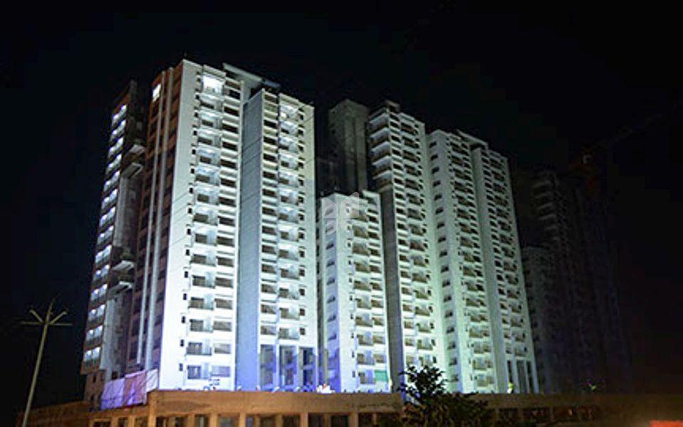 Moraj Prithvi Park - Elevation Photo