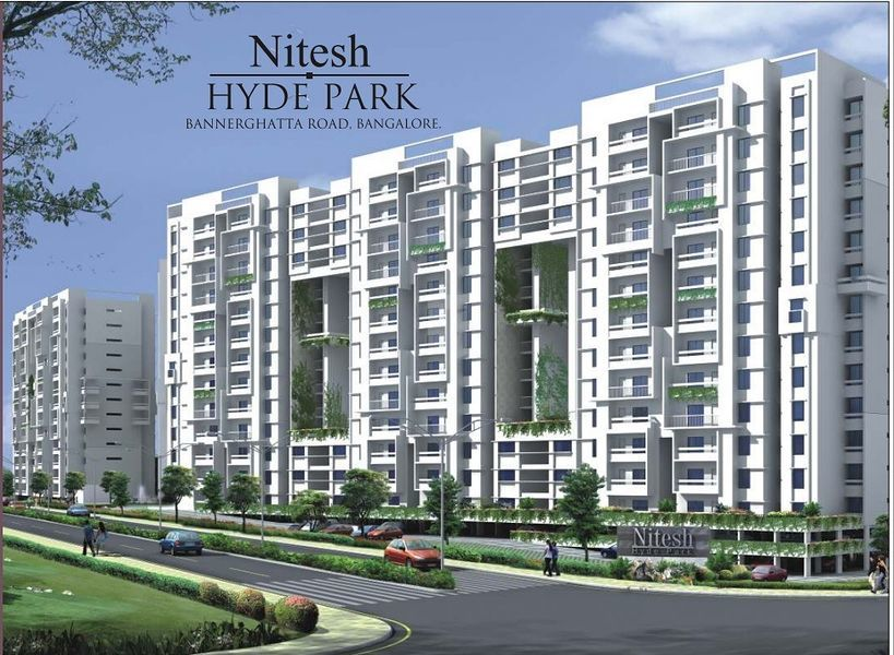 Nitesh Hyde Park - Project Images