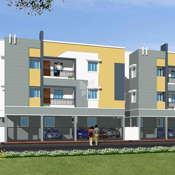 Anu Mayura Flats - Project Images